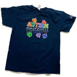 Vintage 90's Autism Awareness T-Shirt